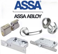 ASSA Locks, Modular cases, Handles, Assa cylinders and accessories