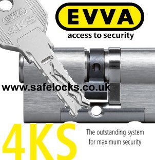 Evva 4KS Highest Security Cylinder