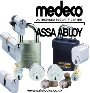 Medeco M3 High Security Cylinders